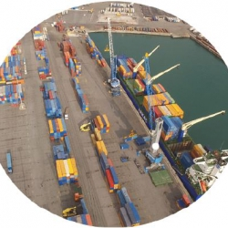 Milos per Inland e Port Terminals